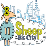 cordeiro - sheep in the big city