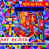 MICHAEL M - PRAY TO AFRICA, AMEN !!! ( JUST OLIVER PRAYING AND BANGING THE AFRICA TRIBAL TAMBORES)
