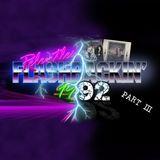 Relentless Flashbackin', episodio 29, 1992, parte C