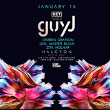 Zita Molnar Opening Set for Guy J at Halcyon, San Francisco [1.15.17]