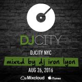 Iron Lyon- DJ City 'Friday Fix Mix'