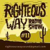 RIGHTEOUS WAY #11 / Añonuevo Seleccion