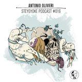 Steyoyoke Podcast #016 - Antonio Olivieri