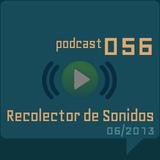 RECOLECTOR DE SONIDOS 056 - 06/2013