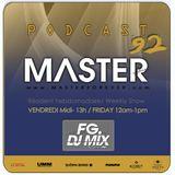DJ MASTER Podcast 92 (masterforever.com) ON AIR Live FG MIX DJ RADIO