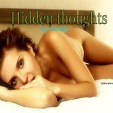 Hidden thoughts