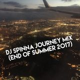 DJ Spinna Journey Mix (End Of Summer 2017)