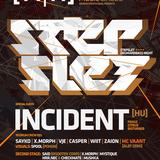 Incident - Minimix for Stepslet 2014-11-14