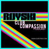 **BONUS MIX** Club Compassion Podcast #131 (Halloween 2015) (Guest Mix Alex Jarvis) - Royski