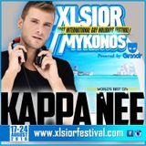 XLSIOR festival Mykonos 2016