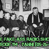 Episode 114 - Yanni (05-26-18)