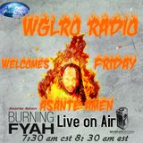WGLRO Radio welcomes Asante Amen .. Ruach's Rap and The Donny Walker Morning show 3-24-2017