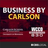03-7-18 BUSINESS BY CARLSON with John Hines for Dave Lee