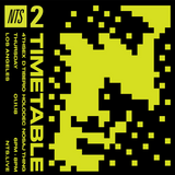 Timetable w/ Holodec, 4thsex, D Tiberio & Nosaj Thing -11th January 2018