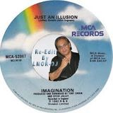 Imagination - Just An Illusion - Re-Edit by LMOR-DJ