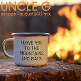 Uncle G - Escape (August 2017)