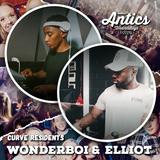 Antics Freshers Mix 2018 - DJ Elliot Rock