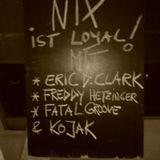 Live Nix Sonderbar Cologne Mix 17/05/2013