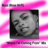 """Buzz (Boss Hi-Fi) """"Where I'm Coming From"""" Mix"""