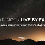 """Fear Not / Live By Faith - Week 4"" featuring Kim Boldt"