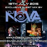 NOVA Exclusive guest mix Psy Trance Experience presented by Mazord @Clubvibez Radio