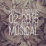 HOTEL PARADIS # 0215