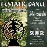 Tikki Masala Ecstatic Dance Maha Shivaratri @ The Source Arambol  21-02-2020