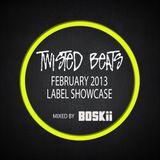 Twisted Beats - February 2013 label Showcase