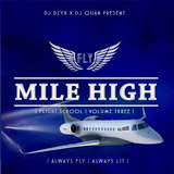 MILE HIGH | FLIGHT SCHOOL | VOL 3 mixed by DJ DZYR & DJ QUAN | hosted by MC OP