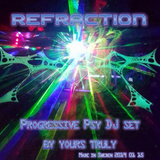 Refraction - Progressive Psy - made in Sweden 2019-01-15 - Yours Truly