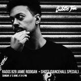 RAGGS & JAMIE RODIGAN (DANCEHALL SPECIAL)  - SUBTLE FM - 3 June 2018