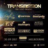 Sneijder - Live @ The Lost Oracle, Transmission Melbourne, Australia  [30 September 2017]