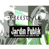 JARDIN PUBLIK 22/11 - FREESTYLE !