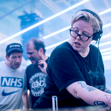 2017-08-06 - The Black Madonna b2b Optimo @ Optimo 20, SWG3, Glasgow