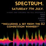 Total:Spectrum - DJ Competition