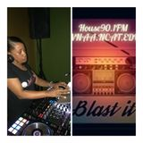 House90.1FM DJ BossLady Mix #17  Jan 5th, 2019