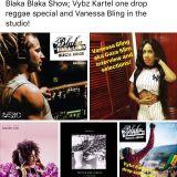 Blaka Blaka Show 10-10-2017 w Vanessa Bling