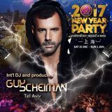 NYE 2017 - MIXED BY GUY SCHEIMAN