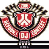 Dj MastaJ - Defqon.1 2016 DJ Contest Semi-Finalist Mix (Q-dance Competition Entry)