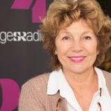 Amelia Adamo om byta tidningstron mot pension