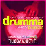 Drumma - A dramatic Tribal House set