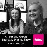 Amber and Alexa's Thursday Evening Show - 27 04 2017
