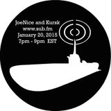 Kursk - Gourmet Beats Radio Show on Sub FM (20/01/15) w/ Joe Nice and MC Twisty