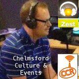 Matt Willis - 11/03/14 - Zest - @ZestChelmsford - Chelmsford Community Radio