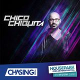 """Chico Chiquita Tech House Set at """"Housepark"""" Remscheid 2018 (incomplete & distrorted)"""