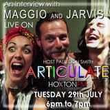 ARTICULATE - MAGGIO and JARVIS