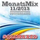 MonatsMix 11/2013 [Qlimaxed]