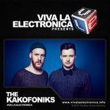 Viva la Electronica pres The Kakofoniks (Viva la Electronica/Berlin)