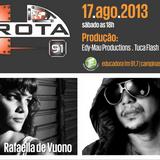 Rota 91 - 17/08/13 - Educadora FM 91,7 by Rota 91 - Educadora FM