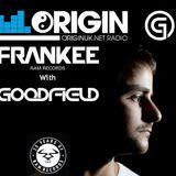 Frankee (Program - RAM Records) @ Goodfield Show, Origin UK Internet Radio - London (15.11.2017)